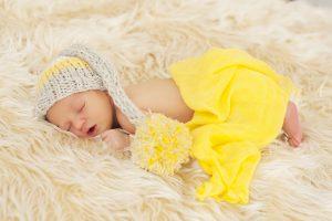 Gdy maluszek ma żółty brzuszek – czyli żółtaczka u niemowlaka