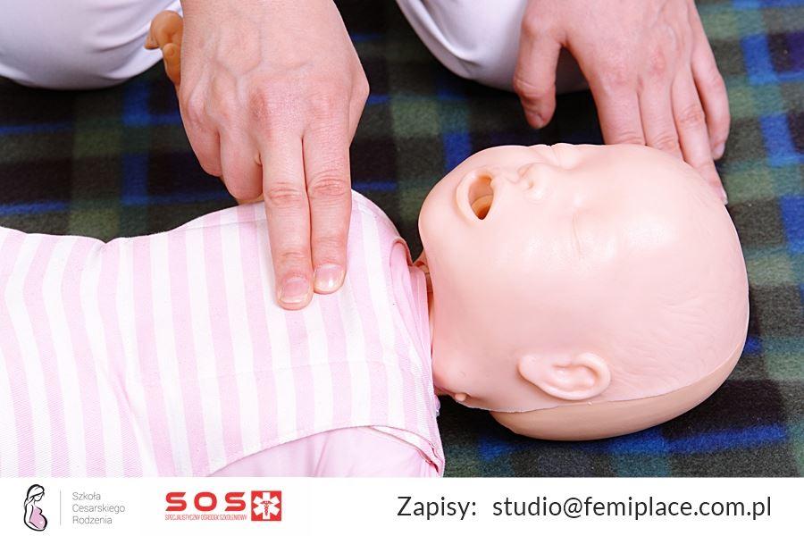 Kurs Pierwszej Pomocy Pediatrycznej